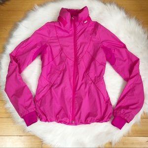 Lululemon Gotta Hustle Jacket Paris Pink 4